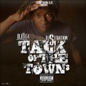 Talk Of The Town 3 mixtape cover art