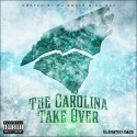 The Carolina Takeover mixtape cover art