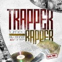 Trapper Turned Rapper mixtape cover art