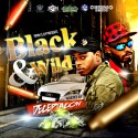 Twyn S.O.P - Black & Wild mixtape cover art