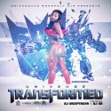 Universe Transformed mixtape cover art