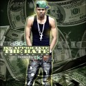 We Appreciate The Hate 18 (Hosted By T.K.) mixtape cover art
