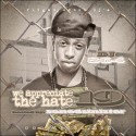 We Appreciate The Hate 19 (Hosted By Zone 6 Sinister) mixtape cover art