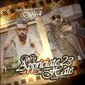 We Appreciate The Hate 23 mixtape cover art