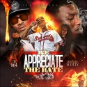 We Appreciate The Hate 28 (Hosted By Scotty) mixtape cover art