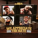 We Appreciate The Hate 34 mixtape cover art
