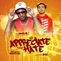 We Appreciate The Hate 36 (Hosted By Scotty ATL) mixtape cover art