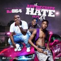We Appreciate The Hate 43 mixtape cover art