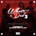 What's A Deal 3 (Hosted By Issa & Bluff City) mixtape cover art