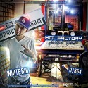 Whiteboi Beatz - Hit Factory Beat Tape mixtape cover art