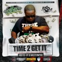 Zee Gudda - Time 2 Get It mixtape cover art