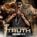 Trae - The Incredible Truth mixtape cover art