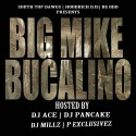 Big Mike Bucalino mixtape cover art