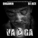 Dhaamin - VA 2 GA mixtape cover art