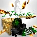 I Declare War mixtape cover art