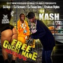Kash - Free Gucci Mane mixtape cover art