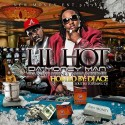 Lil Hot - Da New Money Man mixtape cover art