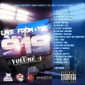 Live From 919 mixtape cover art
