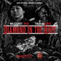 Mazzerati Rick - Diamonds In The Ruff mixtape cover art