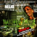 Nelio Frazier - Making The Bands mixtape cover art