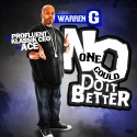 No One Could Do It Better (Warren G) mixtape cover art
