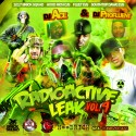 Radioactive Leak 4 mixtape cover art