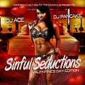 Sinful Seductions (Valentines Day Edition) mixtape cover art