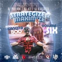 Stategize 2 Maximize 6 (Hosted By Gangsta Boo) mixtape cover art