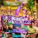 Strategize 2 Maximize 2 (Hosted By Cali Swag District) mixtape cover art