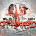 TD Mr.Fox5 & Fressh - Stamped mixtape cover art