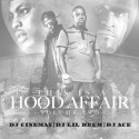 This Hood Is A Hood Affair 2 mixtape cover art