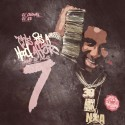This Is A Hood Affair 7 mixtape cover art
