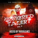 Unsigned Talent 3 mixtape cover art
