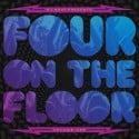 Four On The Floor mixtape cover art