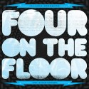 Four On The Floor 8 (SHM Edition) mixtape cover art
