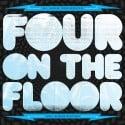 Four On The Floor 8 (SHM Edition) mixtape cover art