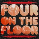 Four On The Floor 3 mixtape cover art