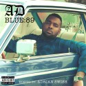 AD - Blue:89 mixtape cover art