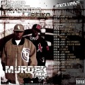 Cyssero & Reiko - Murder Mixtape, Vol. 2 mixtape cover art