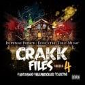 Peedi Crakk - Crakk Files 4 mixtape cover art