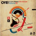 OYE! (Open Your Ears) Vol. 4 mixtape cover art