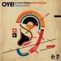 OYE! (Open Your Ears) Vol. 4 mixtape cover art