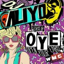 OYE! (Open Your Ears) Vol. 5 (WMC Edition) mixtape cover art