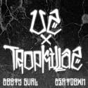 UZ & Tropkillaz - Booty Gurl / Beatdown mixtape cover art