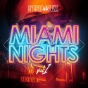 Miami Nights mixtape cover art