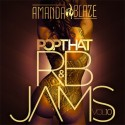 Pop That R&B Jams 10 mixtape cover art