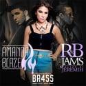Pop That R&B Jams 11 mixtape cover art