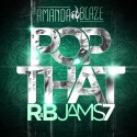 Pop That R&B Jams 7 mixtape cover art