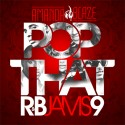 Pop That R&B Jams 9 mixtape cover art