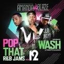 R&B Jams 12 mixtape cover art